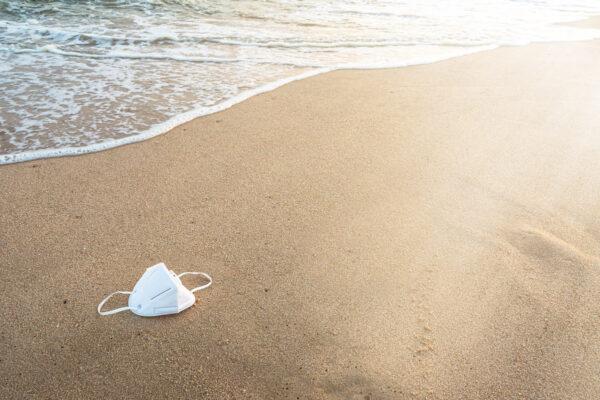 La limpieza y desinfección en playas