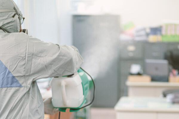 Limpiezas con ozono, un paso más allá de la limpieza ordinaria