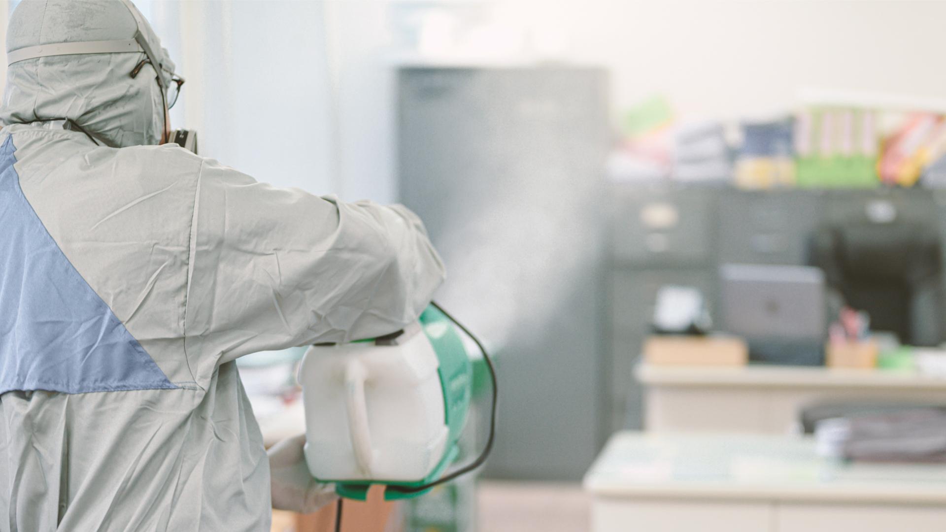 Limpiezas con ozono