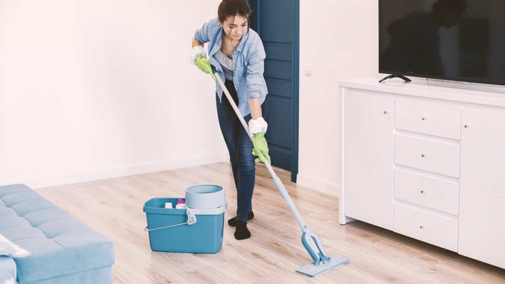limpiar suelos