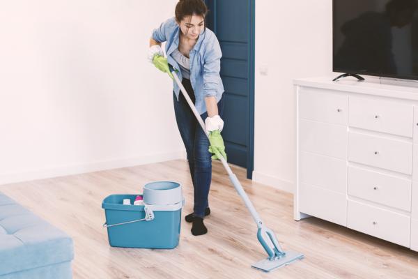 ¿Por qué es tan importante limpiar bien un suelo tras una reforma?