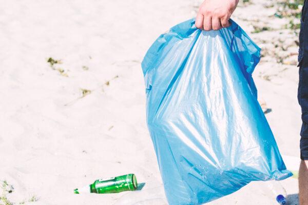 limpieza y desinfección de playas