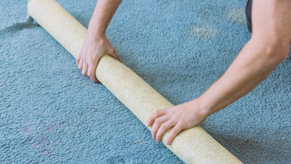 trucos limpieza de alfombras