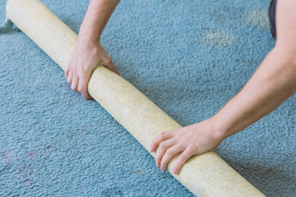 Trucos para la limpieza y conservación de las alfombras.
